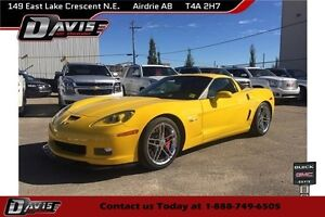 2007 Chevrolet Corvette Z06 Fixed Roof