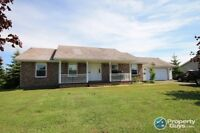 Move in ready 3 bedroom home. Great Starter!!