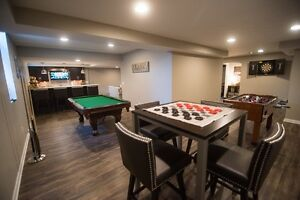 brampton basement renovations services in mississauga peel region