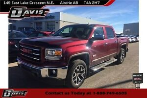 2015 GMC Sierra 1500 SLT sunroof, bedliner, heated seats