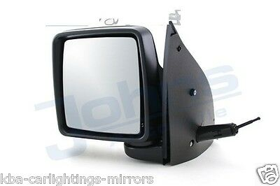 VAUXHALL COMBO 2001 2012 CABLE MANUAL  DOOR WING MIRROR PASSENGER SIDE LEFT NS