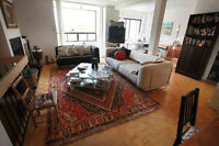 TWO bedroom Townhouse Downtown Montreal