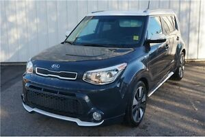 2014 Kia Soul Two-Tone Fathom Blue/White Special Edition