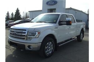 2014 Ford F-150 Lariat full load Lariat with 6.5' box