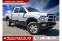 2015 RAM 2500 SLT w/- Tow Package & Off Road Tires