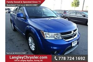 2015 Dodge Journey SXT W/POWER GROUP & A/C