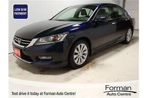 2013 Honda Accord EX-L V6 - Htd Leather | Sunroof | Bluetooth...