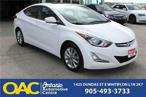 2016 Hyundai Elantra GL BT | SUNROOF | CD | ALLOY WHEELS | POWER