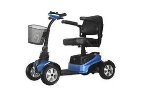SCOOTERS - BRAND NEW - THE S11 ZEN PORTABLE MOBILITY SCOOTER at MOOSE MOBILITY!