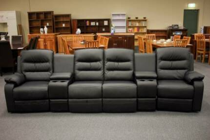 *NEW* Bonded Leather Home Theatre $999