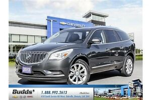 2013 Buick Enclave Premium Safety and E-Tested