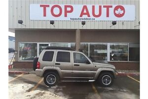 2003 Jeep Liberty Renegade 4x4 New Arrival