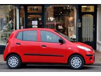 2010 (59 reg) Hyundai i10 1.2 Classic 5dr, 44,000 Miles, 2 Former Keepers, 5 Months Mot, Very Clean
