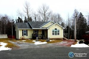 Sought after area in Antigonish with lots of space to expand.