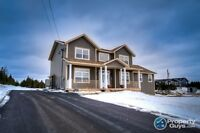 NEW PRICE!  Stunning one year old executive home in Torbay!