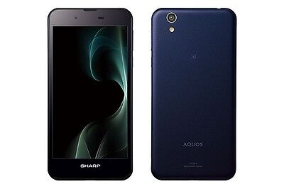 SHARP SH-M04 AQUOS HIKARI EMOTION ANDROID PHONE OCTA-CORE UNLOCKED JAPAN SH-M03