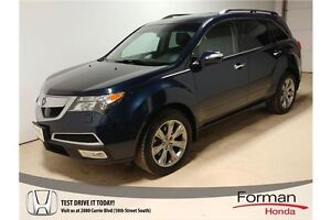 2012 Acura MDX Elite Package - Remote Start | Heated Leather...