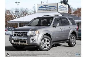 2008 Ford Escape Limited limited leather loaded Edmonton Edmonton Area image 1