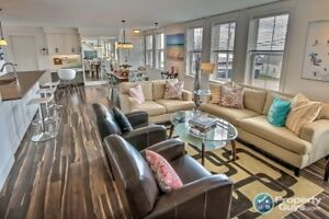 Condo Loft with Spectacular Views of Summerside Harbour For Sale