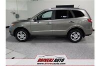 2011 Hyundai Santa Fe GLS Heated seats, bluetooth, fog lamps.