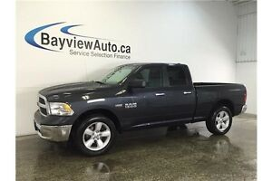 2016 Dodge RAM 1500 SLT- HEMI! QUAD CAB! TOW/HAUL! U-CONNECT!