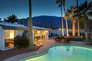 Palm Springs Mid Century Beauty