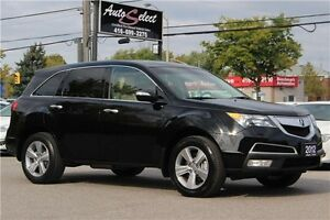 2012 Acura MDX AWD ONLY 88K! **CLEAN CARPROOF** PREMIUM PKG