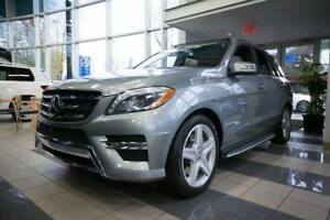 2015 Mercedes-Benz M-Class SUV, Crossover