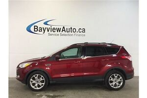 2013 Ford ESCAPE SE- ECOBOOST! HEATED SEATS! NAV! PWR LIFTGATE!