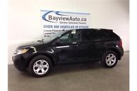 2013 Ford EDGE SEL- 3.5L! NAV! HEATED LEATHER! PANO SUNROOF!