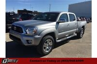 2014 Toyota Tacoma V6 V6, AUTOMATIC, SEATS 5, REAR VISION CAMERA