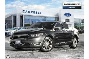2016 Ford Taurus Limited EVERT OPTION AVAILABLE---AWD
