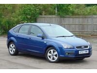 LOOK DIESEL VALUE Ford FOCUS DIESEL HATCHBACK 1.8 TDCi Zetec 5dr[Climate Pack] 2007 57