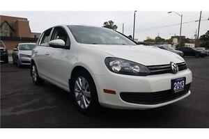 2013 Volkswagen Golf 2.5L Comfortline CLEAN CAR-PROOF !!! SUN... Kitchener / Waterloo Kitchener Area image 3