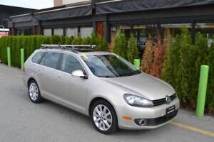 2014 Volkswagen Golf Sportwagon TDI - WINTER SALE