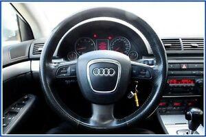 2006 Audi A4 2.0T 2.0T/LEATHER/6SPD/SUNROOF/QUATTRO/ Kitchener / Waterloo Kitchener Area image 9