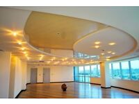 Suspended ceiling* Partitions* Mf ceilings* Grid ceiling*