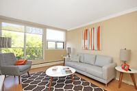 Pet friendly bach and 1 BDRM apts in Ottawa's Centretown area!