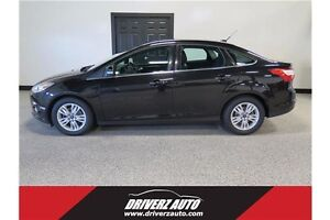 2012 Ford Focus SEL MY FORD TOUCH, HEATED SEATS, PET FREE
