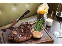Passionate Chef required for independent chef/owner run local restaurant - £25k pa