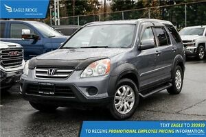 2005 Honda CR-V EX-L Heated Seats and Air Conditioning