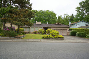 House for rent in Tsawwassen bc (avail. June 1st or July 1st.)