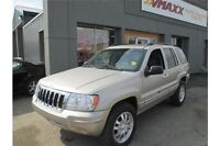 2004 Jeep Grand Cherokee Limited Limited Loaded 4x4