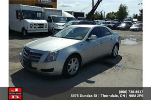 2008 Cadillac CTS 3.6L 100% Approval!