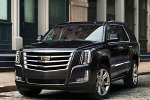 Cadillac Escalade 2017 Platinum - Transfert de Location