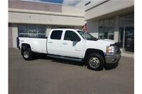 Used 2012 Chevy 3500HD Crew Long Dually Diesel 4x4! Look Now!