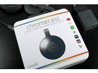 Google Chromecast 2 Brand New in box