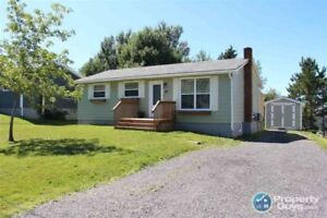 Centrally located home. Affordable living never looked so good!