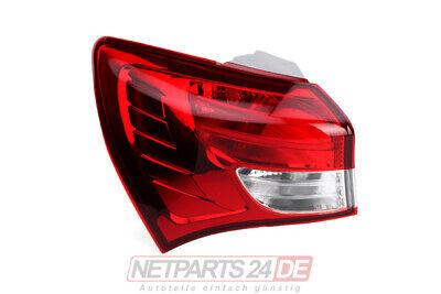 Hyundai Ix20 Heckleuchte Rückleuchte Rücklicht außen links, Fahrerseite, 11/10-