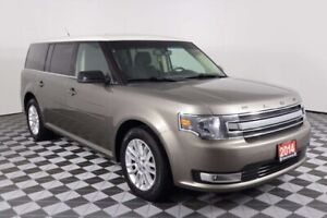 2014 Ford Flex SEL SEL w/PANORAMIC ROOF, HEATED SEATS, REMOTE...